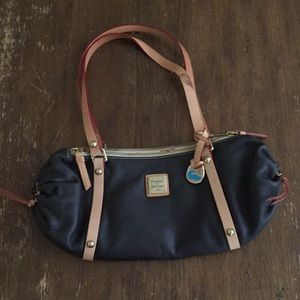 Dooney and Bourke brown purse